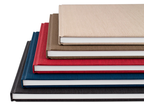 Photo Book Linen Covers