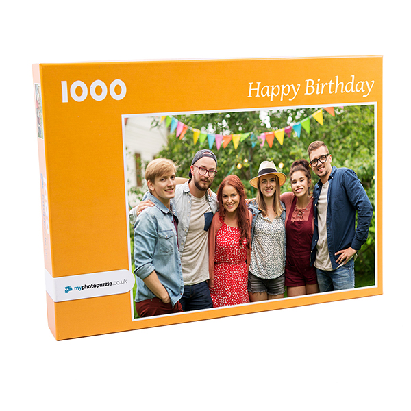 Image of Photo Puzzle with 1000 pieces
