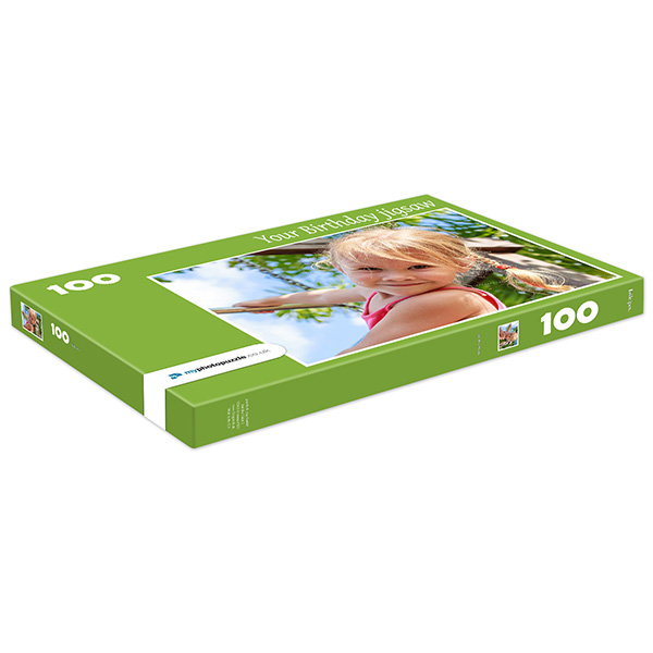 Image of Photo Puzzle with 100 pieces