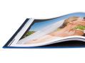 Photo Book Hardcover single page